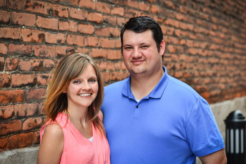 Matt and Cassie Verhoff