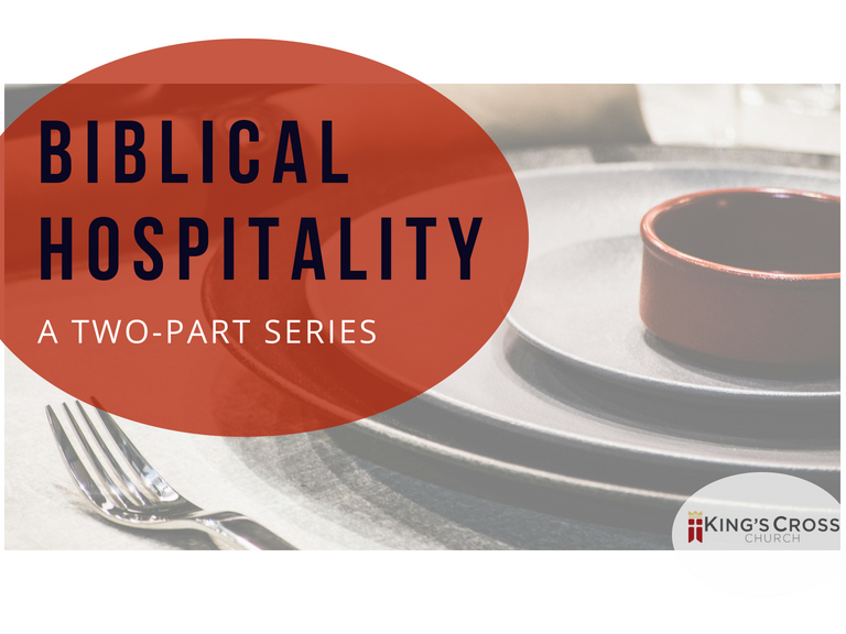 Biblical Hospitality