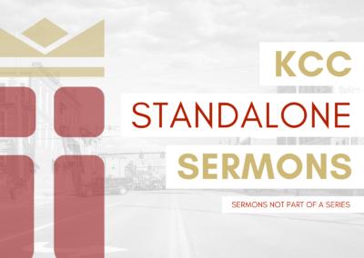 KCC Standalone Sermons