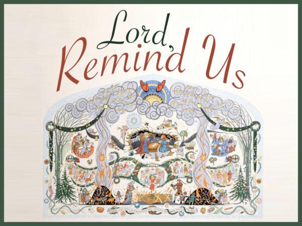 Luke 1:26-56 - The Wondrous Mystery of Christmas Image
