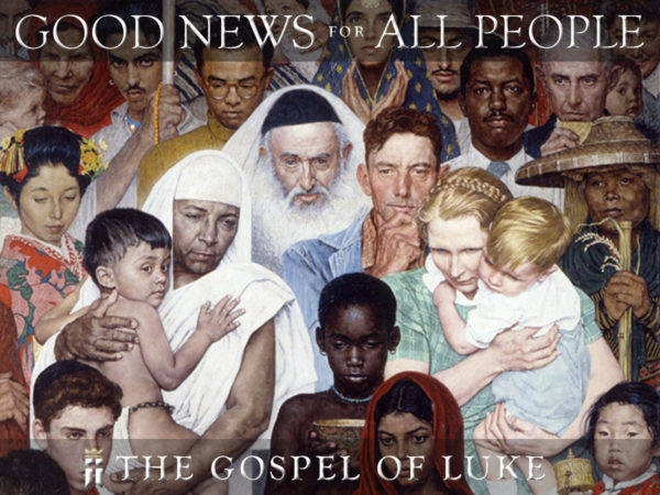 Luke 7:18-35 - The Good News of the Kingdom Image
