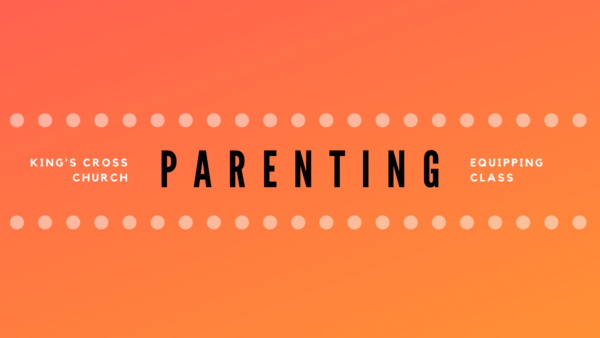 Parenting in the Gray Areas - Part 2 Image