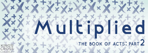 Acts 17:1-15 - The Church Multiplies Through Opening the Bible Image