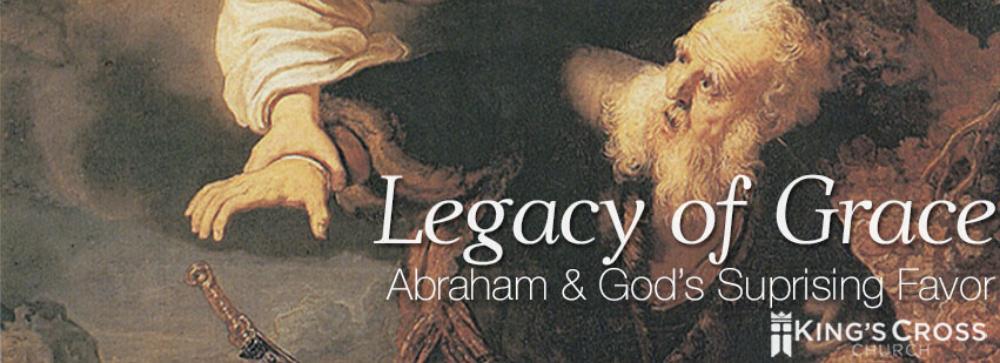 Genesis - Legacy of Grace