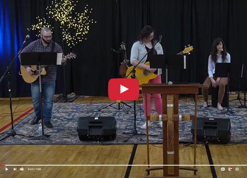 Video church in Defiance, OH